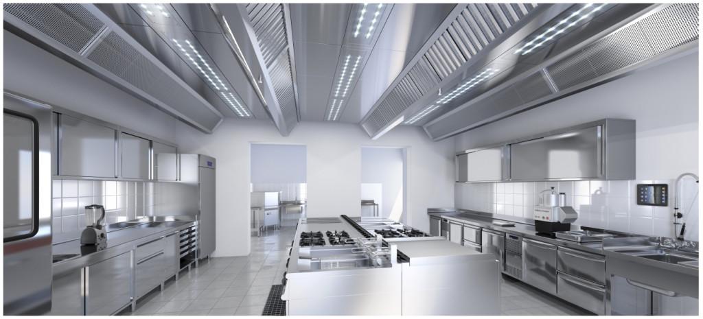 Ristoranti sl arredamenti - Cucine professionali per ristoranti ...
